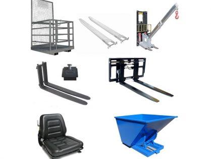 9 Accessoires & voorzetapparatuur