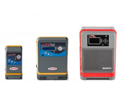 8 Batterijladers