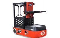 EP Equipment JX 0 elektrische orderpicker 1